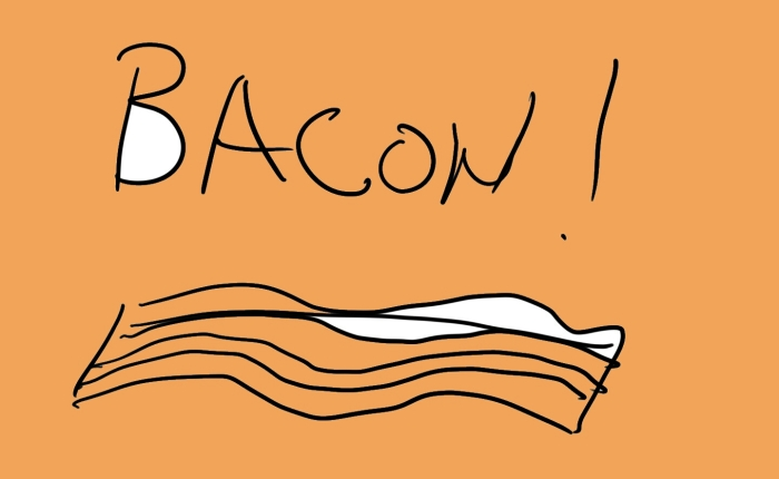THE HEALING POWERS OF BACON